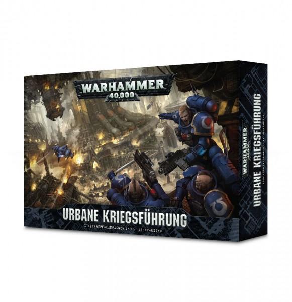 Warhammer 40.000: Urbane Kriegsführung (DE)