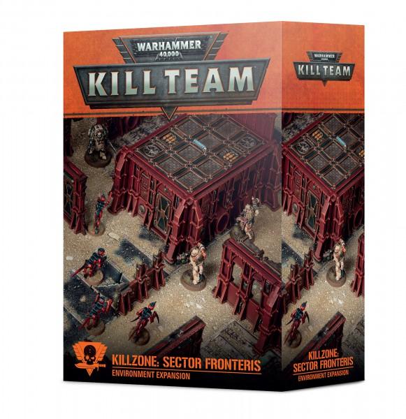 Kill Team Killzone: Sector Fronteris Environment Expansion (DE)
