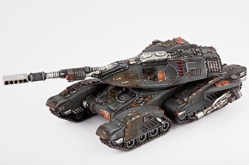 Resistance: M3 Alexander Command Tank (1)