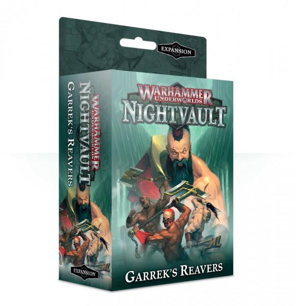 Warhammer Underworlds: Nightvault – Garreks Plünderer (DE)
