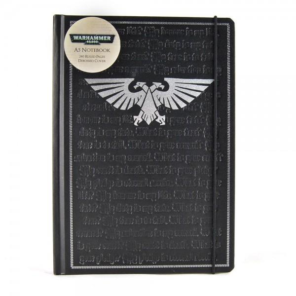 Warhammer A5 Notizbuch