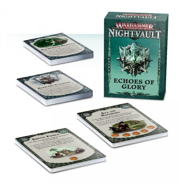 Warhammer Underworlds: Nightvault – Nachhall des Ruhms (DE)