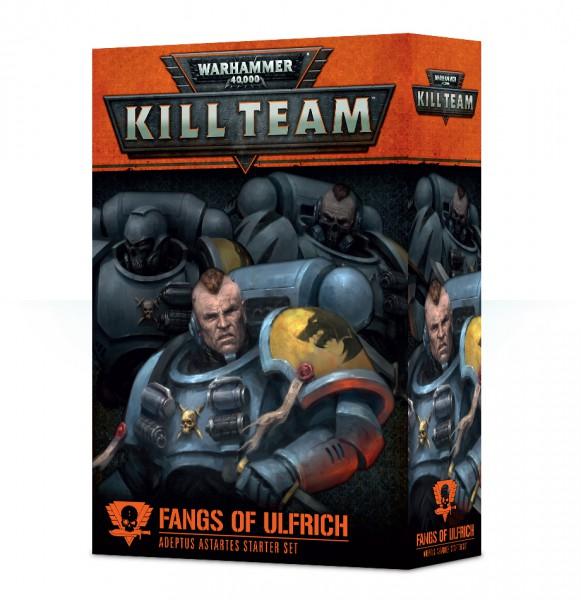 Kill Team: Ulfrichs Reißzähne (DE)