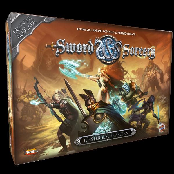 Sword & Sorcery Grundspiel (DE)