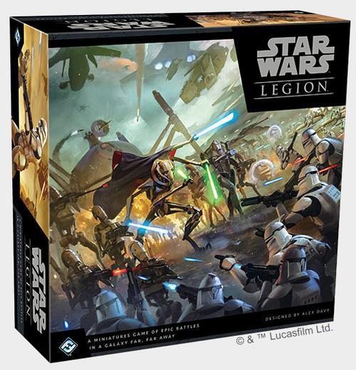Star Wars Legion: Clone Wars Core Set (DE)