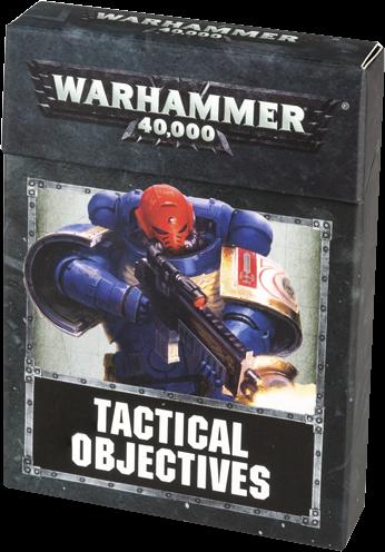 Warhammer 40.000: Taktische Missionszielkarten (DE)