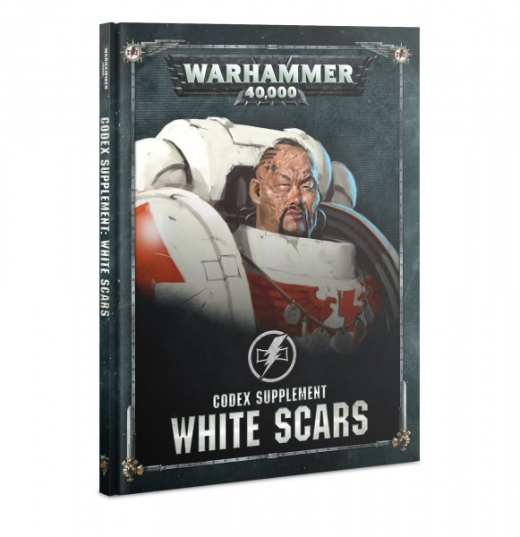 Codex-Ergänzung: White Scars (DE)