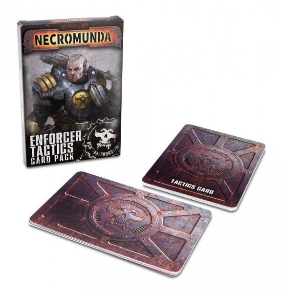 Enforcer Tactics Card Pack (Englisch)