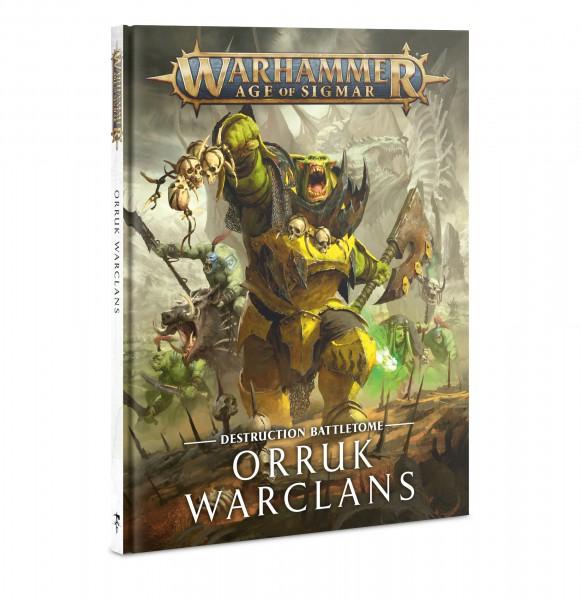 Battletome: Orruk Warclans (DE)