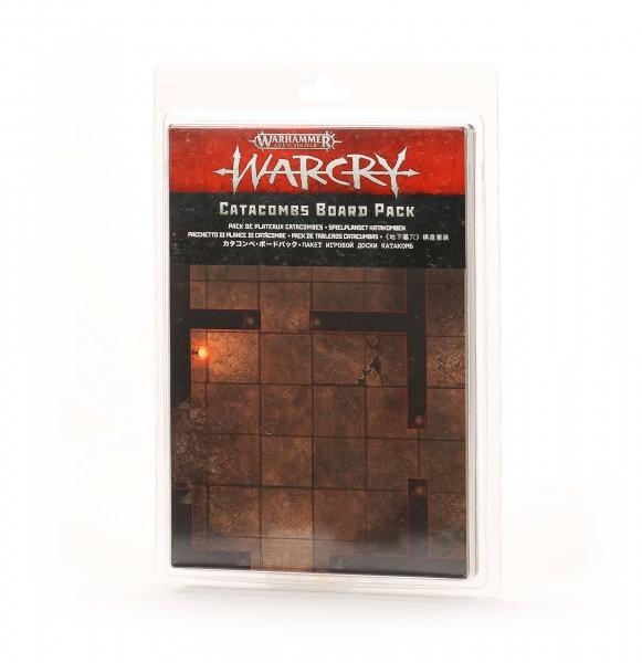 Spielplanset für Warcry: Katakomben