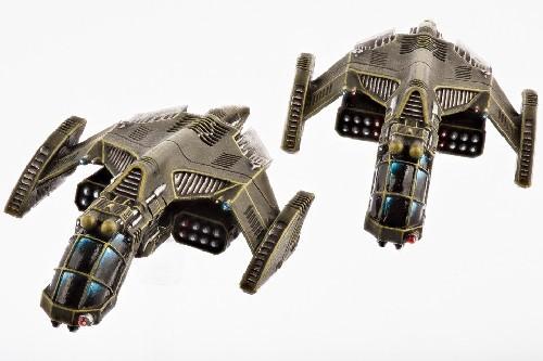 UCM: Falcon Gunships/Falcon B (2)