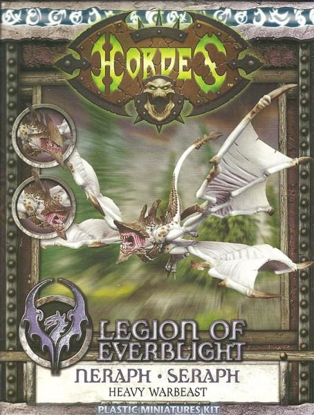 Legion Heavy Warbeast Neraph/Seraph (plastic