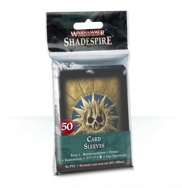 Kartenhüllen für Warhammer Underworlds: Shadespire