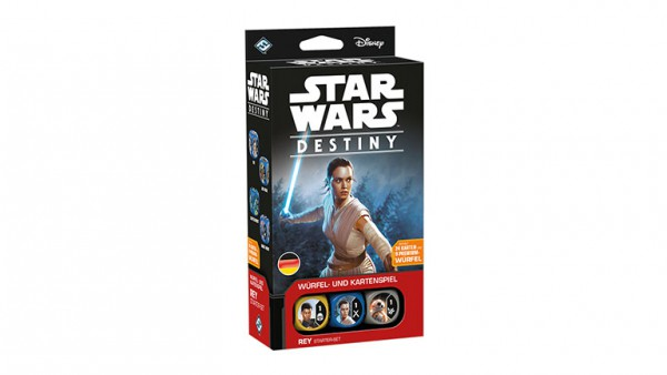 Star Wars: Destiny - Rey Starter-Set(DE)