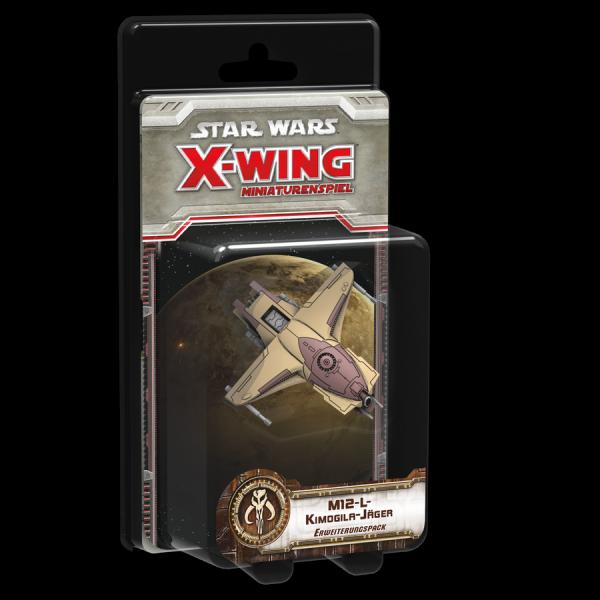 Star Wars X-Wing: M12L Kimogila Jäger (DE)