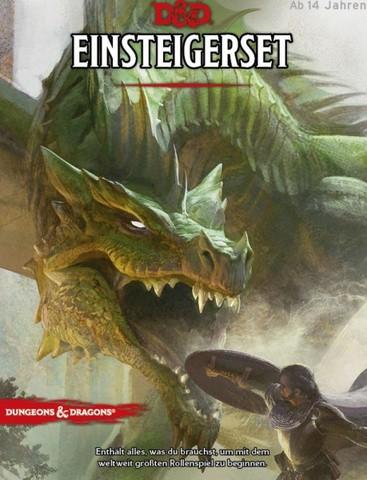 Dungeons & Dragons Einsteigerbox (DE)