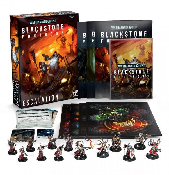 Blackstone Fortress: Eskalation (DE)