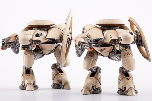 PHR: Zeus Command Walkers (2)