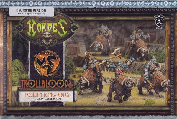 Trollblood Trollkin Long Riders