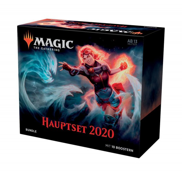 Magic the Gathering Hauptset 2020 Bundle (DE)
