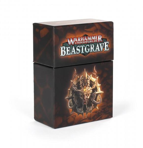 Warhammer Underworlds: Beastgrave – Kartenbox