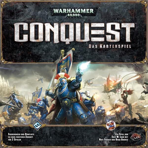 Warhammer 40.000: Conquest Kartenspiel (Deutsch)