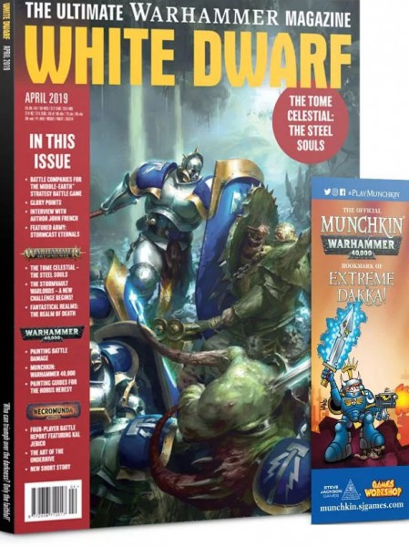 White Dwarf April 2019 (DE)