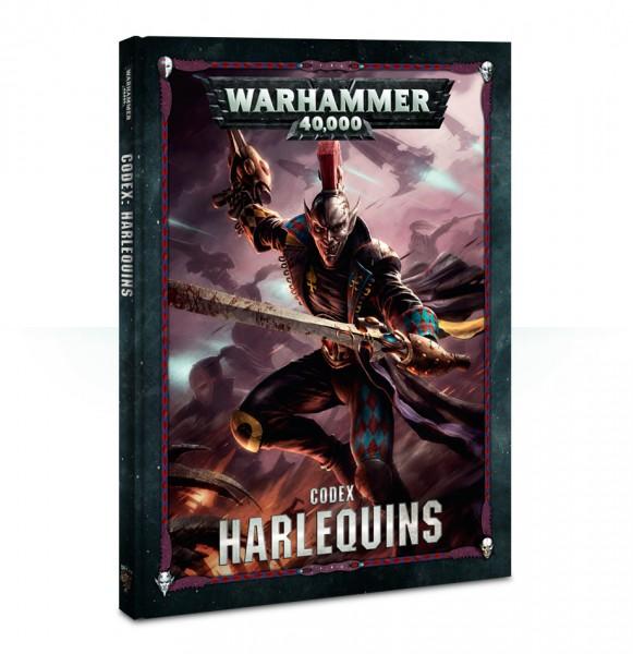 Codex: Harlequins (DE)