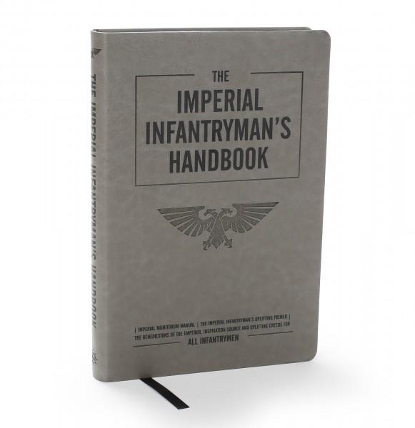 The Imperial Infantryman's Handbook (Paperback) (Englisch)