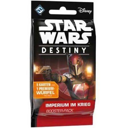 Star Wars Destiny-Imperium im Krieg (DE)