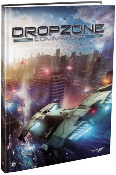 Dropzone Commander Regelbuch Hardcover (DE)