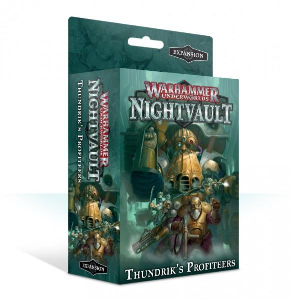 Kharadron Overlords: Thundriks Profitjäger (DE)