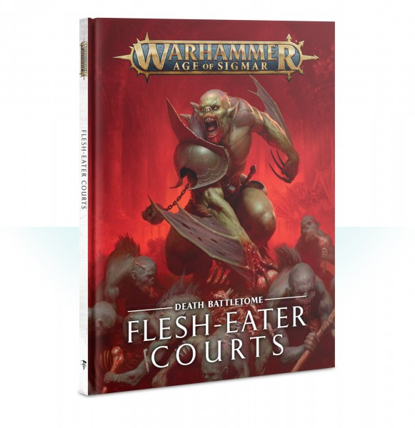 Battletome: Flesh-eater Courts (DE)