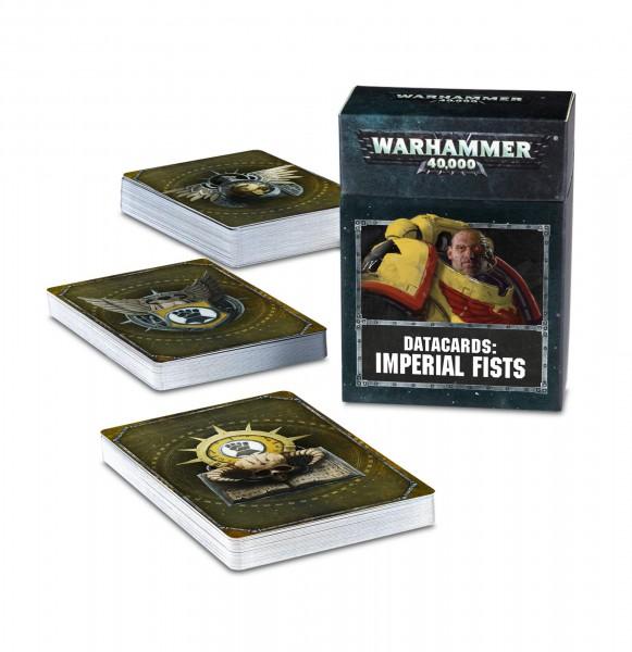 Datakarten: Imperial Fists (DE)