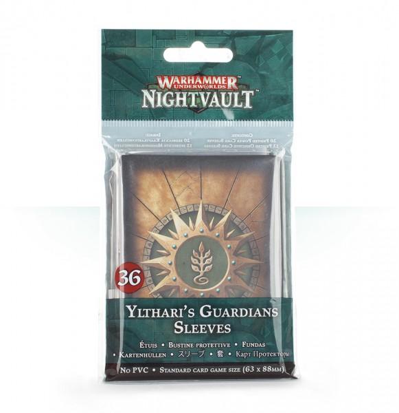 Kartenhüllen für Warhammer Underworlds: Nightvault – Yltharis Wächter