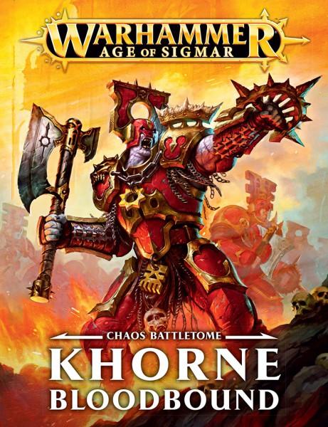 Battletome: Khorne Bloodbound (DE)