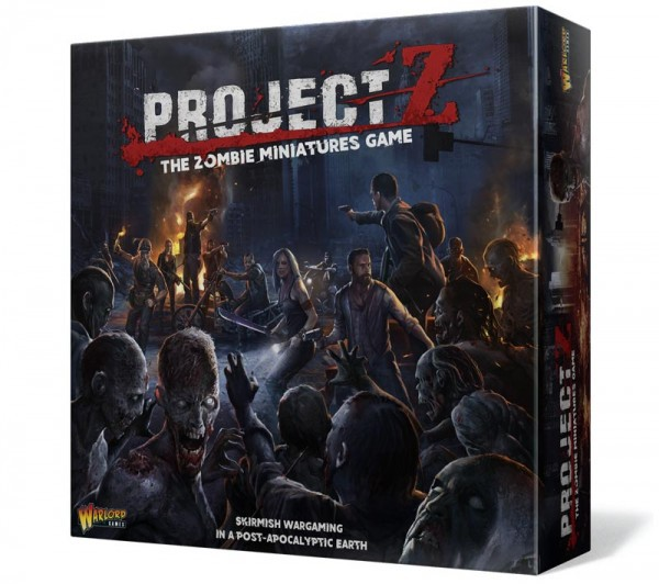 Project Z The Zombie Miniature Game (DE)