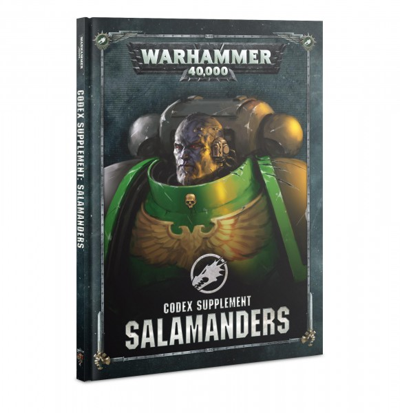Codex-Erweiterung: Salamanders (DE)