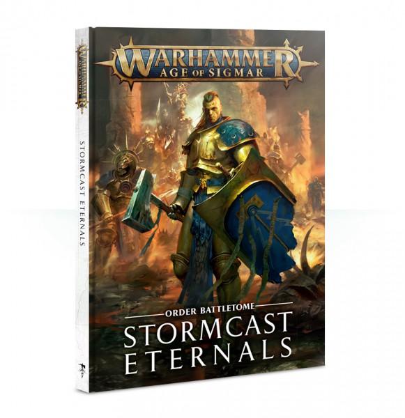 Battletome: Stormcast Eternals (DE)