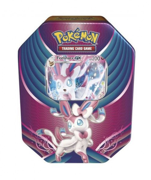 Pokemon Tin Box Feelinara *Deutsche Version*