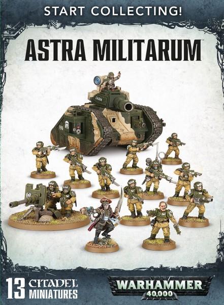 Start Collecting! Astra Militarum