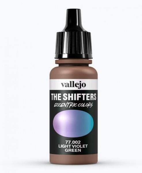 Vallejo Shifters 002 - Light Violet Green 17ml