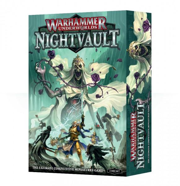 Warhammer Underworlds: Nightvault (DE)