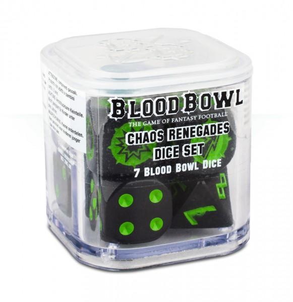 Blood Bowl Chaos Renegades Würfelset