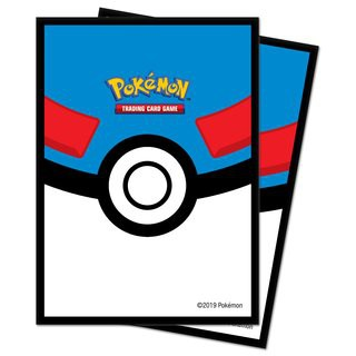 Pokemon Sleeves Superball