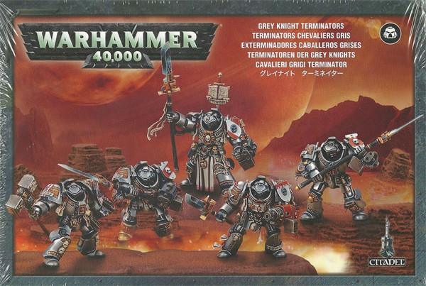 Paladine der Grey Knights