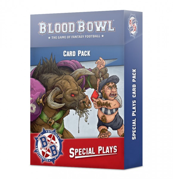 Blood Bowl Special Plays Card Pack (Englisch)