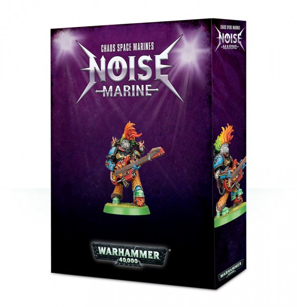 Noise Marine Einzelblister - Charaktermodell