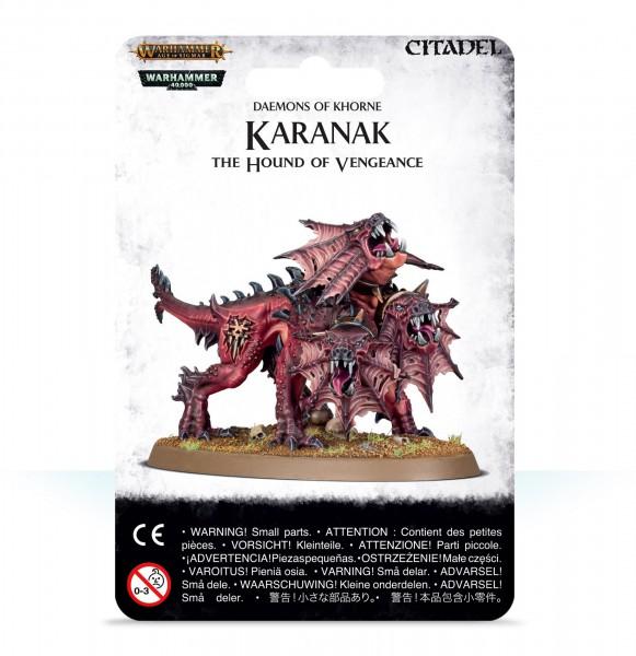 Karanak, die Bestie der Vergeltung