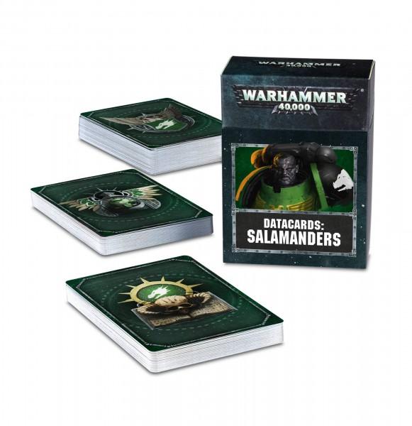 Datakarten: Salamanders (DE)